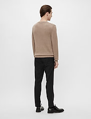J. Lindeberg - Lyle Linen Sweater - basic-strickmode - sheppard - 3
