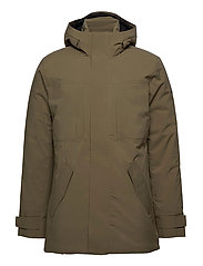 Ruud Padded Parka - ARMY GREEN
