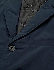 J. Lindeberg - Wolger Tech Padded Coat - manteaux legères - jl navy - 3