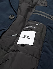 J. Lindeberg - Wolger Tech Padded Coat - manteaux legères - jl navy - 4