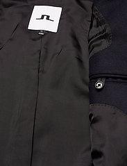 J. Lindeberg - Holger Compact Melton Coat - wollmäntel - jl navy - 6