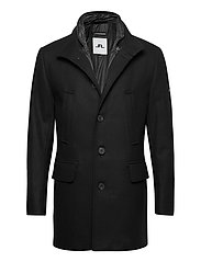 Kali Wool Coat - BLACK