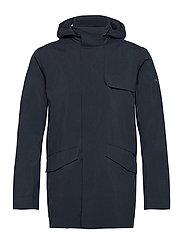 Alph Mech Stretch jacket - JL NAVY