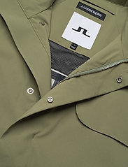 J. Lindeberg - Alph Mech Stretch jacket - leichte jacken - lake green - 6