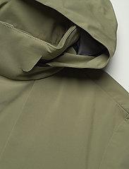 J. Lindeberg - Alph Mech Stretch jacket - leichte jacken - lake green - 7