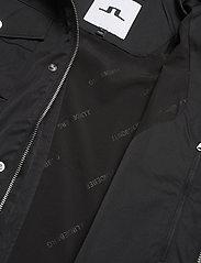 J. Lindeberg - Bailey Poly Stretch jacket - leichte jacken - black - 6