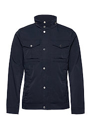 Bailey Poly Stretch jacket - JL NAVY