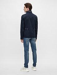 J. Lindeberg - Bailey Poly Stretch jacket - leichte jacken - jl navy - 3