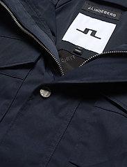 J. Lindeberg - Bailey Poly Stretch jacket - leichte jacken - jl navy - 5