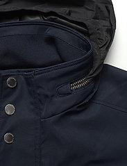 J. Lindeberg - Bailey Poly Stretch jacket - leichte jacken - jl navy - 8