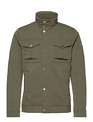 Bailey Poly Stretch jacket - LAKE GREEN