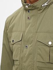 J. Lindeberg - Bailey Poly Stretch jacket - leichte jacken - lake green - 5