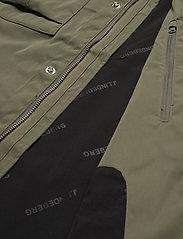 J. Lindeberg - Bailey Poly Stretch jacket - leichte jacken - lake green - 9