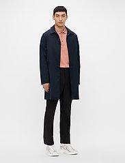 J. Lindeberg - Cane Micro Twill Coat - manteaux legères - jl navy - 4