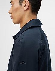 J. Lindeberg - Cane Micro Twill Coat - manteaux legères - jl navy - 6