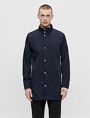 J. Lindeberg - Terry Poly Stretch coat - manteaux legères - jl navy - 0
