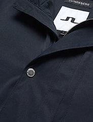 J. Lindeberg - Terry Poly Stretch coat - manteaux legères - jl navy - 6