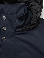 J. Lindeberg - Terry Poly Stretch coat - manteaux legères - jl navy - 10