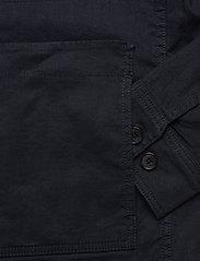 J. Lindeberg - Eric Cotton Linen Jacket - oberteile - jl navy - 6