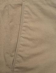 J. Lindeberg - Nathan-Super Satin - tailored shorts - covert green - 2