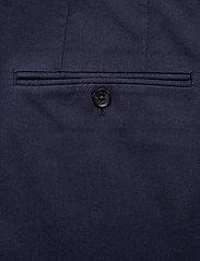 J. Lindeberg - Chaze Flannel Twill Pants - anzugshosen - jl navy - 4