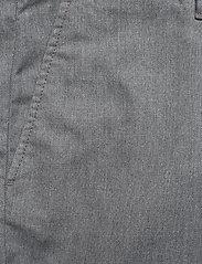 J. Lindeberg - Chaze Flannel Twill Pants - anzugshosen - lt grey melange - 2