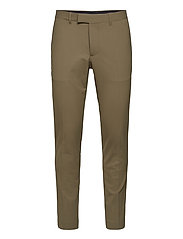 Grant Stretch Twill Pants - ARMY GREEN