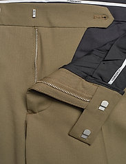 J. Lindeberg - Grant Stretch Twill Pants - anzugshosen - army green - 3