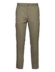 Sasha Cargo Pants - LAKE GREEN