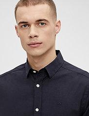 J. Lindeberg - Stretch Oxford Slim Shirt - basic-hemden - jl navy - 7