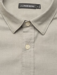 J. Lindeberg - Stretch Oxford Slim Shirt - basic-hemden - lake green - 3