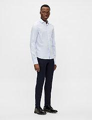 J. Lindeberg - Non-iron Twill Superslim Shirt - basic-hemden - skyrim - 4