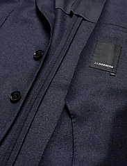 J. Lindeberg - Hopper PP2 UNC-Moulin' Twill - single breasted blazers - jl navy - 4