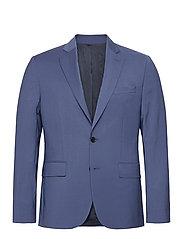 Hopper Soft-Comfort Wool - YALE BLUE