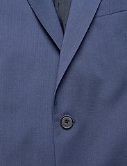 J. Lindeberg - Hopper Soft-Comfort Wool - single breasted blazers - yale blue - 2