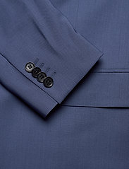 J. Lindeberg - Hopper Soft-Comfort Wool - single breasted blazers - yale blue - 3