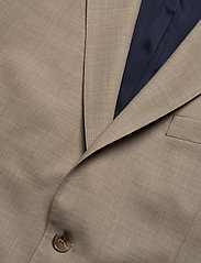J. Lindeberg - Donnie Soft-Natural Comfort - single breasted suits - burro - 2