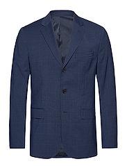 Ben Soft-Voyager Wool - MID BLUE