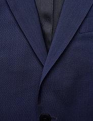 J. Lindeberg - Hopper U Comfort Wool Blazer - single breasted blazers - midnight blue - 3