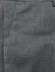 J. Lindeberg - Grant Comfort Wool Pants - anzugshosen - stone grey - 3