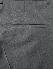J. Lindeberg - Grant Comfort Wool Pants - anzugshosen - stone grey - 6