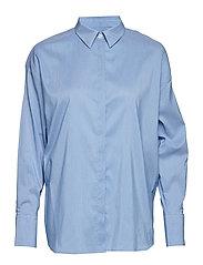 Nicco Cotton Silk - WORK BLUE