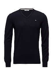 Lymann True Merino Knit - NAVY