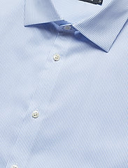 J. Lindeberg - Daniel CA TL Non-iron Twill - chemises basiques - ice flow - 3
