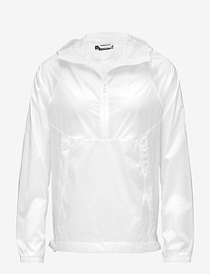 M Jimmy Jkt Transparent Nylon - anorakker - white