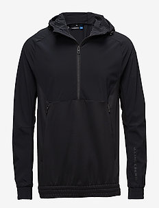 M Jeff Jacket Tech Mid - sweats à capuche - black