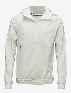 M Jeff Jacket Tech Mid - sweats à capuche - white