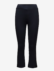 W Eya Pant Luxury Track - trousers - jl navy