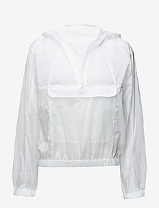 W Celia Jkt Transparent Nylon - light jackets - white