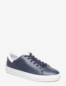 Sneaker LT block Italian Calf - JL NAVY